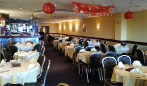 large chinese restaurant