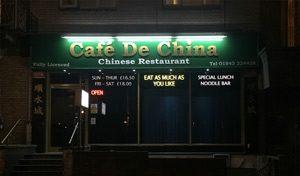 restaurant for parties
