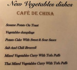 new vegatable dishes